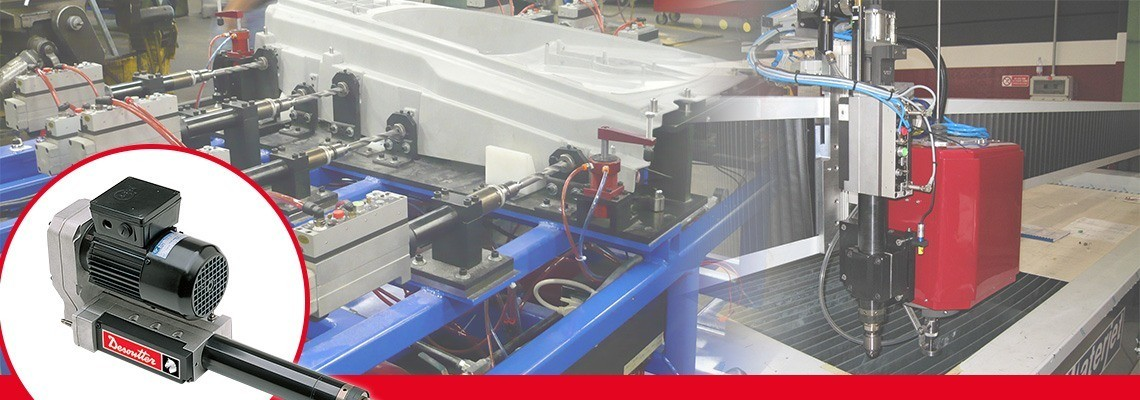 Spoločnosť Desoutter Industrial Tools vyrába vŕtačky a závitníky s automatickým posuvom (AFD), ktoré sa dajú veľmi jednoducho integrovať do stroja alebo postupu. Výkon a modulárna konštrukcia. Vyžiadajte si cenovú ponuku!