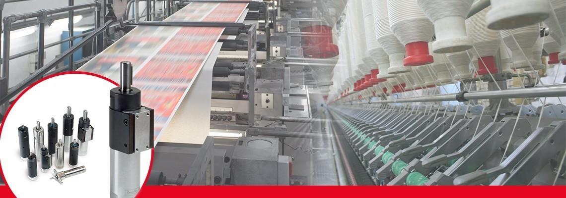 Spoločnosť Desoutter Industrial Tools vyrába kompletný sortiment nereverzných pneumatických motorov so závitovým hriadeľom. Kontaktujte nás a vyžiadajte si ďalšie informácie alebo cenovú ponuku!