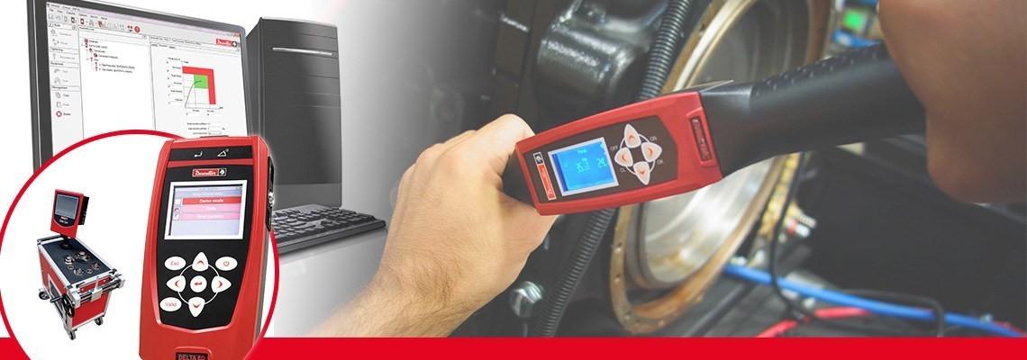 Zoznámte sa so systémami na meranie uťahovacieho momentu pre elektrické a pneumatické náradie od spoločnosti Desoutter Industrial Tools, ktoré umožňujú maximálnu spätnú sledovateľnosť a zaručujú absolútnu presnosť.
