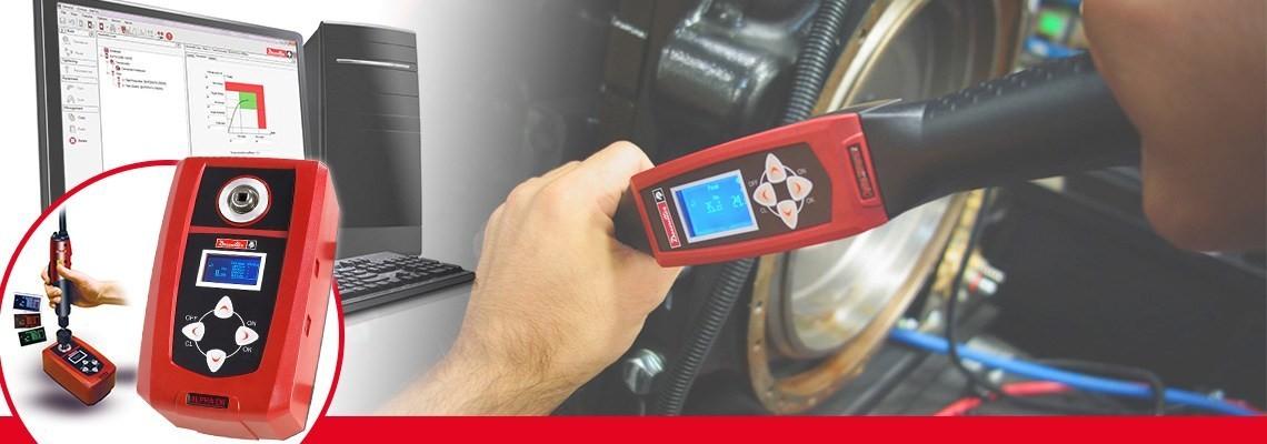 Alfanumerické zariadenia na meranie uťahovacieho momentu od spoločnosti Desoutter Industrial Tools sú určené na monitorovanie a zhromažďovanie výsledkov kontrol uťahovacích momentov skrutkovačov, momentových kľúčov alebo západkových kľúčov.