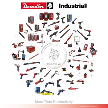 Pútač spoločnosti Desoutter Industrial Tools